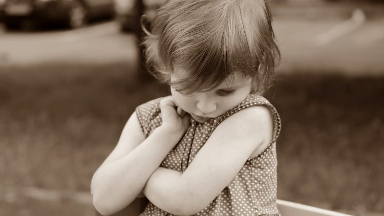 Gelozia la copii – frustrarea la părinți