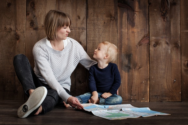 Cum învață un copil disciplina?