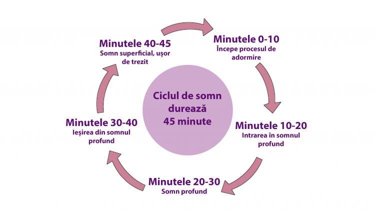 Ritmul circadian și ciclurile de somn la bebeluși